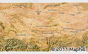 Satellite 3D Map of Valdepeñas