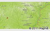 Physical 3D Map of Quinta do Espinheiro