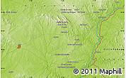 Physical Map of Quinta do Espinheiro