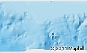 """Shaded Relief 3D Map of the area around 38°36'25""""N,8°34'29""""E"""