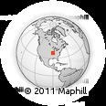 Outline Map of 63103, rectangular outline