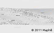Physical Panoramic Map of Qagan Gu