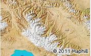 Satellite Map of Kaibamardang