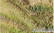 Satellite Map of Dageda