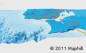 """Political Panoramic Map of the area around 38°36'25""""N,9°16'30""""W"""