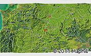 Satellite 3D Map of Otorohanga