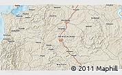Shaded Relief 3D Map of Otorohanga