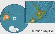 "Satellite Location Map of the area around 38°18'21""S,176°1'30""E"