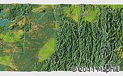 Satellite 3D Map of Kawerau