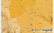 Political Map of Shajingzi