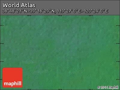 "Satellite Map of the Area around 39°3'25""N,119°55'30""E"