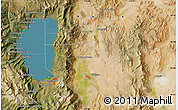 """Satellite Map of the area around 39°3'25""""N,119°46'30""""W"""