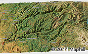 """Satellite 3D Map of the area around 39°3'25""""N,120°37'30""""W"""