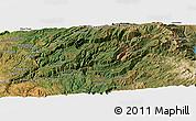 "Satellite Panoramic Map of the area around 39°3'25""N,120°37'30""W"