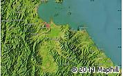 Satellite Map of Wŏnsan