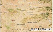 Satellite Map of La Losilla