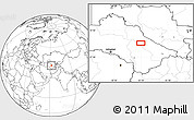 """Blank Location Map of the area around 39°3'25""""N,62°7'30""""E"""