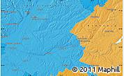 Political Map of Santarém