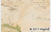 Satellite Map of Gaotai