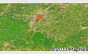 Satellite 3D Map of Guye