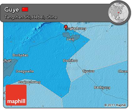 Political Map of Guye
