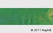 "Satellite Panoramic Map of the area around 39°30'19""N,120°46'30""E"