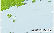 Physical Map of Niushiquan