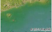 Satellite Map of Niushiquan