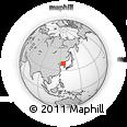 Outline Map of Sin-ni, rectangular outline
