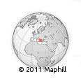 """Outline Map of the Area around 39° 30' 19"""" N, 18° 46' 29"""" E, rectangular outline"""