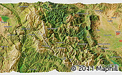 """Satellite 3D Map of the area around 39°30'19""""N,21°19'30""""E"""
