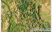 Satellite Map of Ámmos