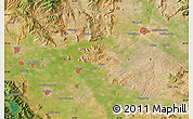 "Satellite Map of the area around 39°30'19""N,22°10'29""E"