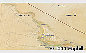 Satellite 3D Map of Seydi