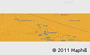 Political Panoramic Map of Seydi