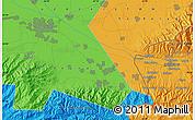 Political Map of Koktash