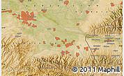 Satellite Map of Koktash