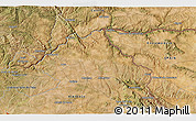 """Satellite 3D Map of the area around 39°30'19""""N,7°34'30""""W"""