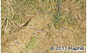 Satellite Map of Aldeia de Eiras