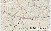 Shaded Relief Map of Aldeia de Eiras