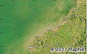 Satellite Map of Delisi