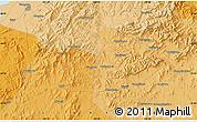 Political Map of Shuangta