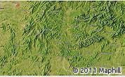 Satellite Map of Shuangta
