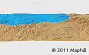 Political Panoramic Map of Yozgat