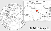 """Blank Location Map of the area around 39°57'6""""N,62°58'30""""E"""