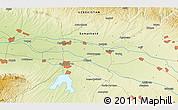 Physical 3D Map of Daul
