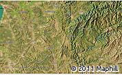 Satellite Map of Alcoutim