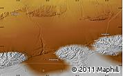 Physical Map of Dongbatu