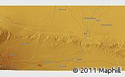 Physical 3D Map of Shuanggucheng