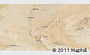 Satellite 3D Map of Shuangjingzi